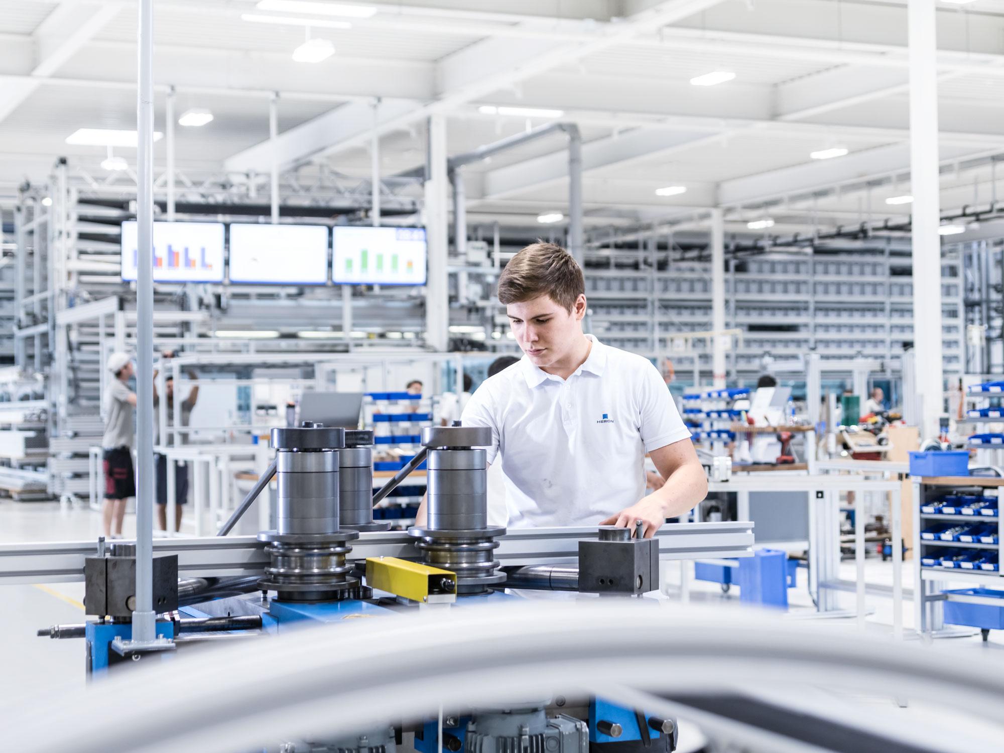 Maschinenbautechniker/in