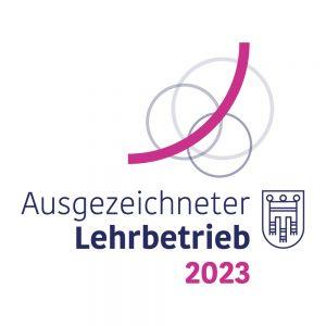 Ausgezeichneter Lehrbetrieb 2023